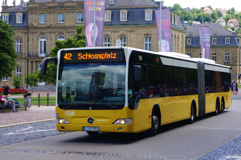 Bus 52 Stuttgart